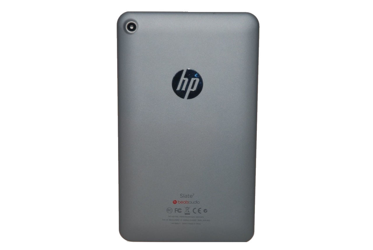 Pleasant Hp Slate 7 7 Tablet Back Case Cover Gray 727659 001 Download Free Architecture Designs Rallybritishbridgeorg