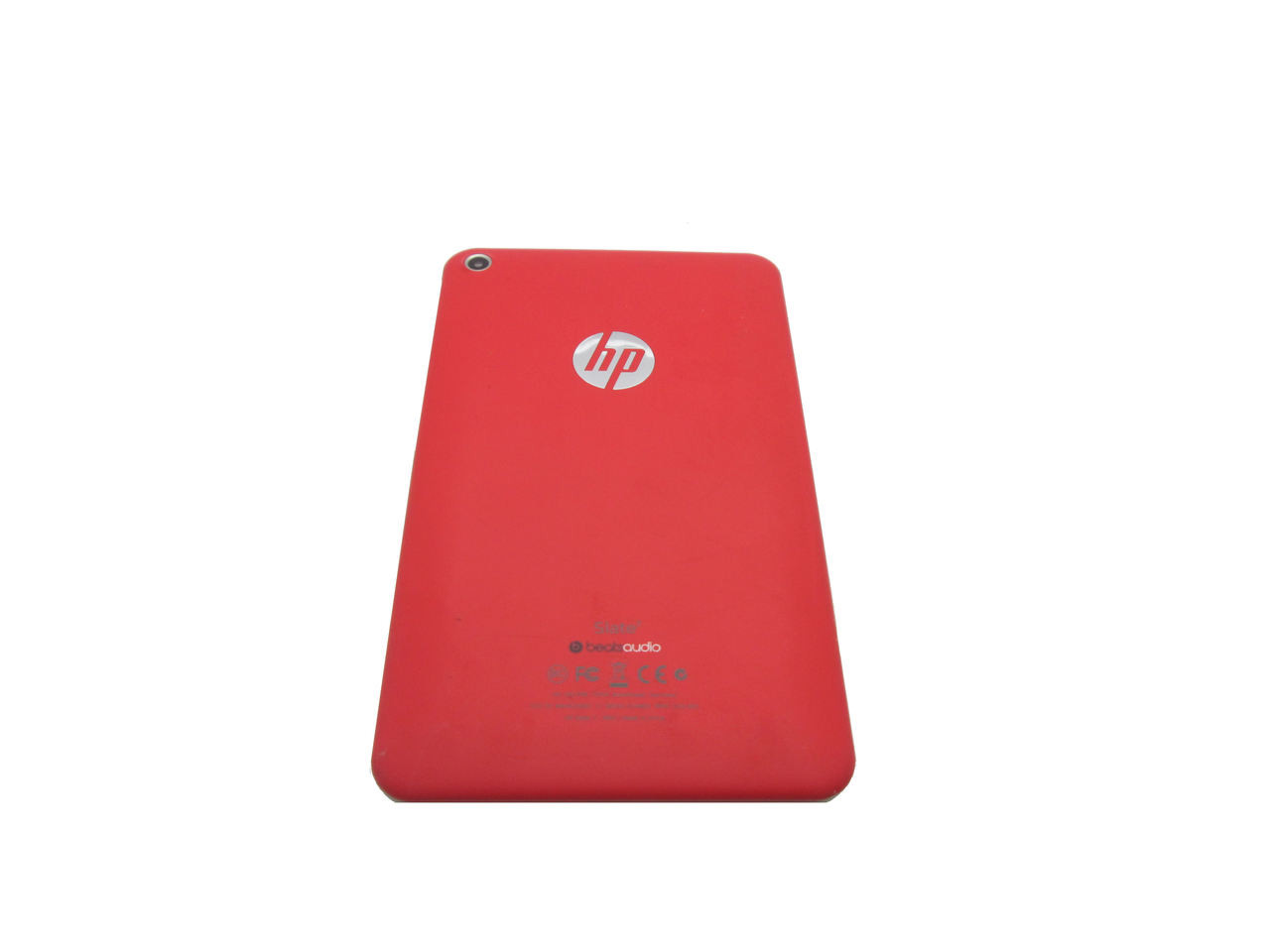 Marvelous Hp Slate 7 7 Tablet Back Case Cover Red 730930 001 Download Free Architecture Designs Rallybritishbridgeorg
