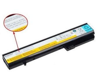 Genuine Lenovo IdeaPad U460 2200 mAh 8 Cell Battery L09P8Y22
