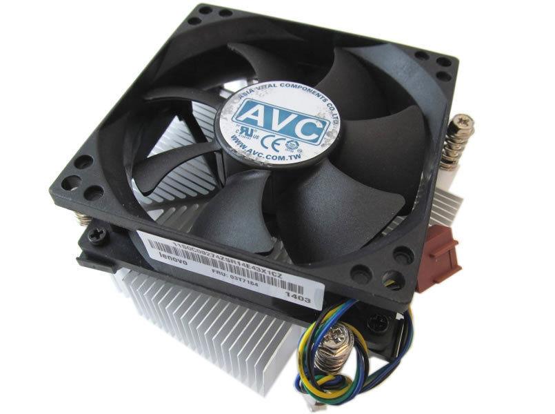 03T9513 Lenovo Heatsink W// Fan