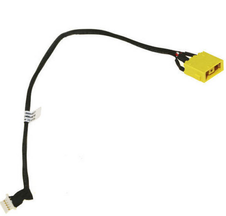 5C10F66255 Lenovo IdeaPad U530 DC In Power Jack w// Cable