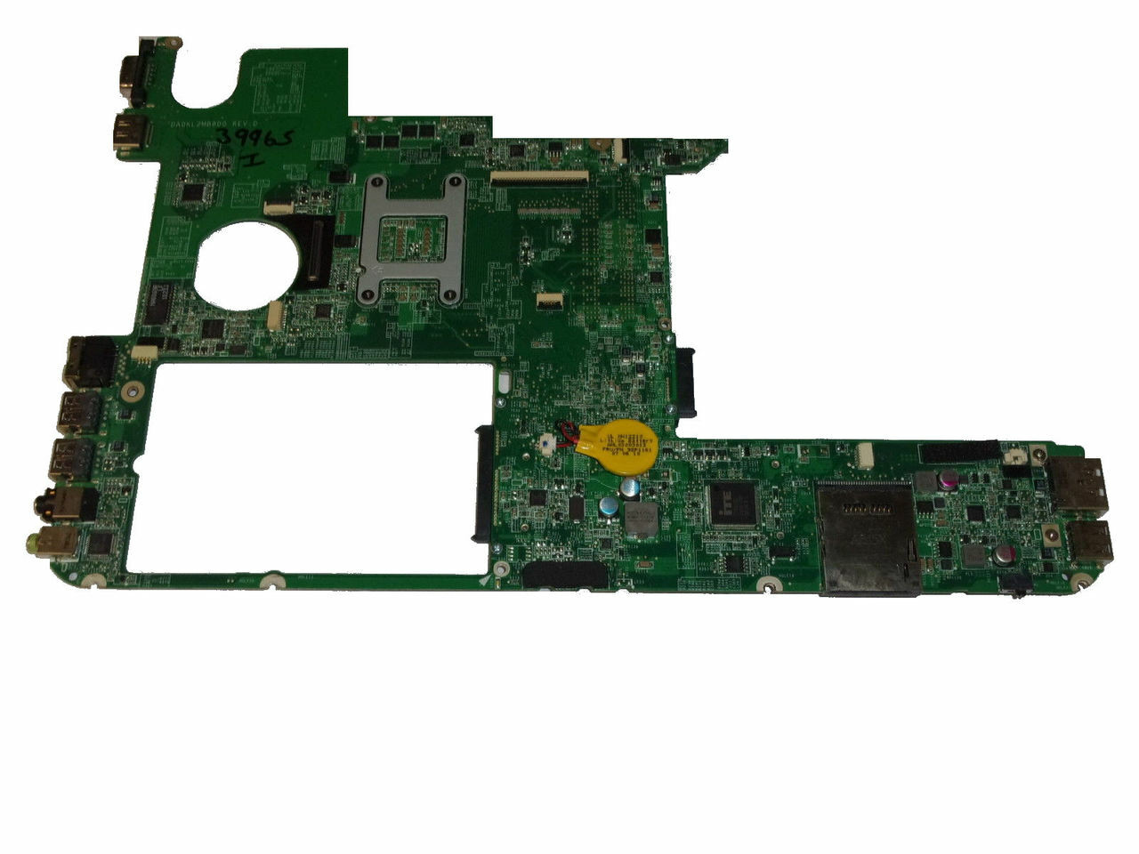 Lenovo IdeaPad Y460P Intel Laptop Motherboard s989 11012069