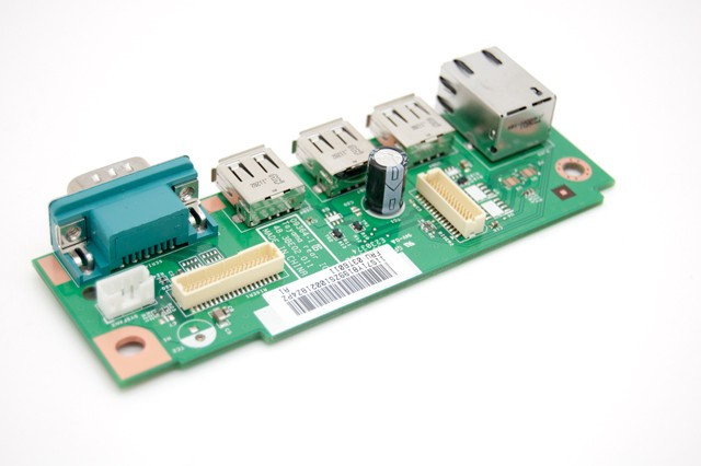 Lenovo Thinkcentre E73z Rear IO Board 03T7342