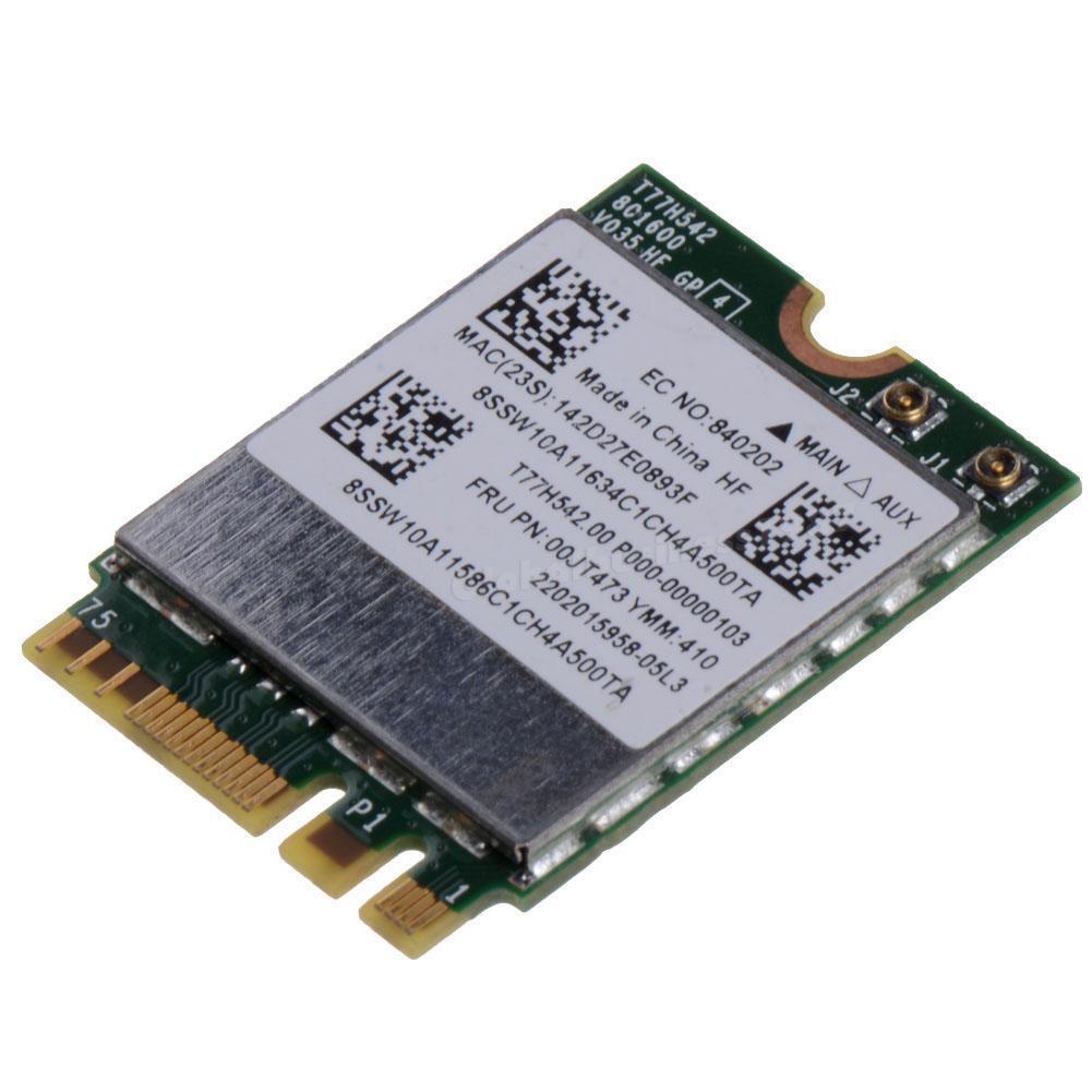 Lenovo ThinkPad E550 Broadcom WLAN Drivers for Windows XP