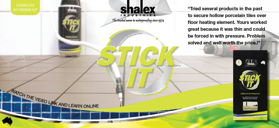 StickIt Tile Repair Kit