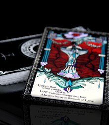 Deck of Essential Wisdom - 33 cards to gain insight, meditate or stimulate philosophical discussion.