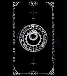 Deck of Essential Wisdom - 33 cards to gain insight, meditate, stimulate philosophical discussion - view of reverse side of cards - Magic-Flight