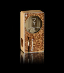 Molecule Launch Box, by UK artist Matt Manson, in Premium Cherry - The world's best portable herbal vaporizer - Collaborations - Magic-Flight