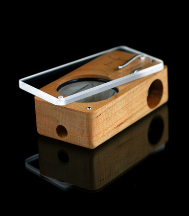 Cherry Launch Box  with swivel lid
