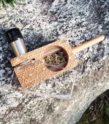 STAR GRID Maple Launch Box ~ TESSELATION LINE (Wooden Stem sold separately)