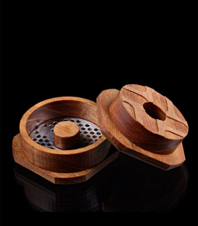 Maple Finishing Grinder - the ESSENTIAL fine grind for a perfect flight