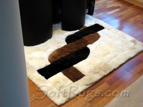 Soga Alpaca Fur Rug  (Out of stock)