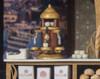 quarter scale espresso maker
