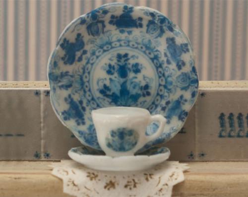 Miniature Decals – Blue