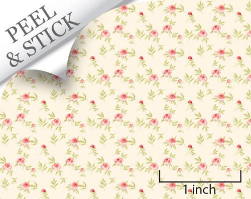 1:48 Blooming Pink Wallpaper
