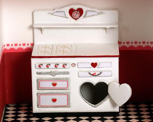 1-48 Valentine Stove Kit