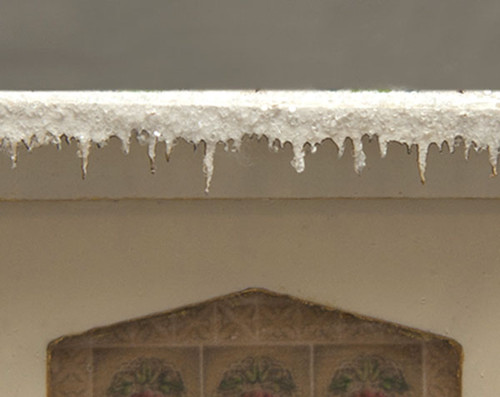 quarter scale icicle shelf edging
