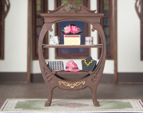 quarter scale wall unit display