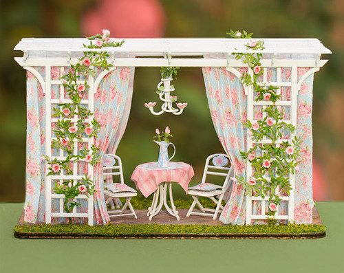 quarter scale romantic garden room kit