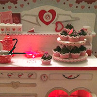 Twice as Sweet Valentine Stoves Kit
