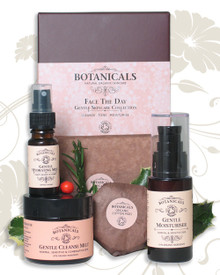 'Face the Day' Gentle Skincare Festive Gift Set