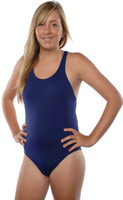 LNP75 Pre teen Girl's Life guard Suit One Piece Sizes 12 -14 - 16