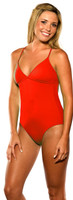 141 ONE PIECE JR SIZES Life guard Suit One Piece XS-S-M-L-XL