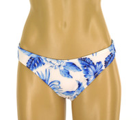 "BL2  SCOOP FRONT HIGH CUT BOTTOM ""BLUE HAWAII"" NNY NWI"