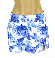 "B96 FULL COVERAGE SKIRTED BOTTOM ""BLUE HAWAII"" NNY NWI"