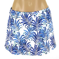 "B95 Full Coverage Skirted  Bottom ""KENYA PALMS"" KBT"