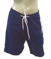 BD68  Stretch Poly Board Short KNV Navy