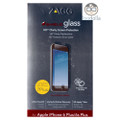 Zagg Invisible Shield Glass - Premium Tempered Glass Screen Protection - iPhone 6 and 7 Plus, Clear