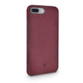 Twelve South Relaxed Leather - genuine burnished leather case - for iPhone 7 Plus, Marsala