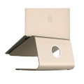 Rain Design mStand - aluminium desktop stand for Apple MacBook and MacBook Pro - Gold