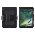 Griffin Survivor All-Terrain Heavy Duty Rugged Case with screen protector - iPad Pro 10.5 / Air 3, Black