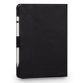 Sena Vettra - genuine leather book cover folio with rotating snap in case - iPad Pro 10.5 / Air 3, Black