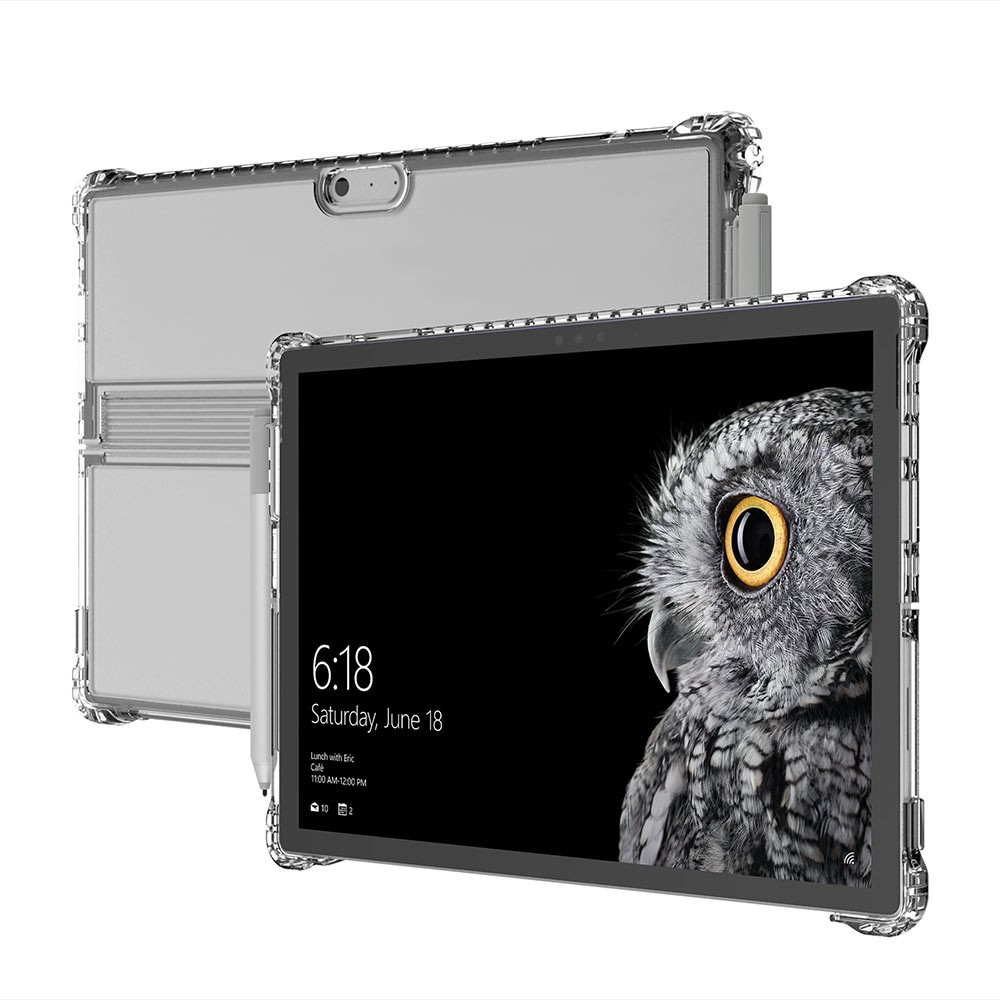 reputable site cf37c 309b0 Incipio Octane Pure Transparent Co-Moulded protection Folio - Surface Pro  (2017) - Clear