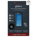 Zagg Invisible Shield Glass+ - Premium Tempered Glass Screen Protection for iPhone 7 and iPhone 8