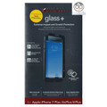 Zagg Invisible Shield Glass+ - Premium Tempered Glass Screen Protection for iPhone 7 Plus and iPhone 8 Plus