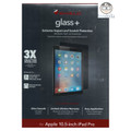 Zagg Invisible Shield Glass+  Premium Tempered Glass Screen Protection for iPad Pro 10.5""