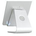 Rain Design mStand Tablet Plus - angle adjustable aluminium desktop stand for all iPads, Silver