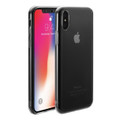 Just Mobile TENC - slim Clear Case with self healing composite material, iPhone X