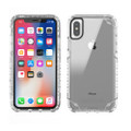 Griffin Survivor Strong - ultra thin drop tested protection case, iPhone X/XS, Clear