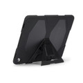 Griffin Survivor All-Terrain Rugged Protection Case with screen protector and stand - iPad Pro 12.9,  Black