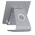 Rain Design mStand Tablet Plus - angle adjustable aluminium desktop stand for all iPads, Space Grey
