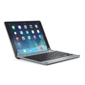 Brydge 9.7 Bluetooth Keyboard precision engineered aluminium - iPad 9.7 (2018, 2017/5th Gen, Pro 9.7, Air 2 and Air), Space Grey