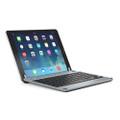 Brydge 9.7 Bluetooth Keyboard precision engineered aluminium - iPad 9.7 (2018, 2017/5th Gen, Pro 9.7, Air 2 and Air), Space Grey