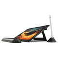 ElevationLab DraftTable - angle adjustable stand with arm rest and Apple Pencil holder - made for working on iPad Pro, Black