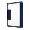 STM Dux - Rugged heavy duty folio protection case - iPad 9.7 inch - 5th and 6th Generation - Midnight Blue