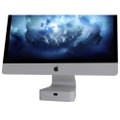 Rain Design - mBase - Aluminium desktop stand with integrated drawer for iMac 27 inch and iMac Pro, Space Grey